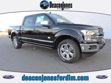 2019 Ford F-150 KING RANCH 4WD SUPERCREW 5.5' BOX  NC