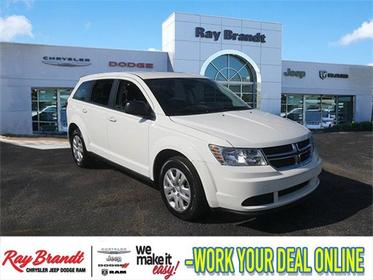 2015 Dodge Journey AMERICAN VALUE PKG Sport Utility Slide