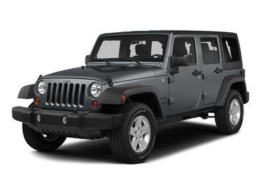 2015 Jeep Wrangler Unlimited SPORT Sport Utility