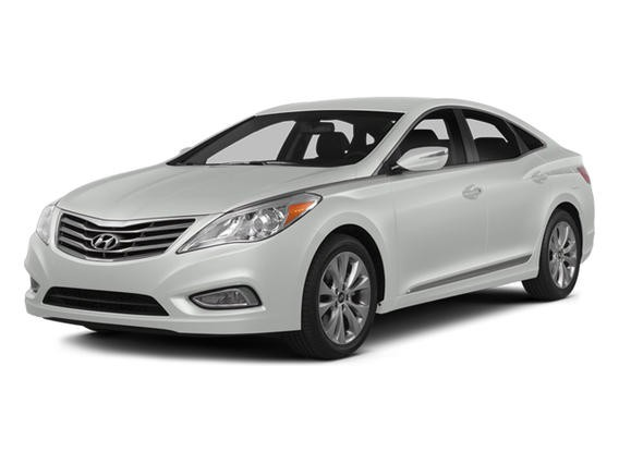 2014 Hyundai Azera LIMITED 4dr Car Slide 0