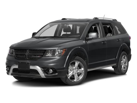 2017 Dodge Journey CROSSROAD PLUS Sport Utility Slide 0