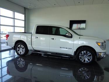 2019 Nissan Titan 4X2 CREW CAB SL Goldsboro NC
