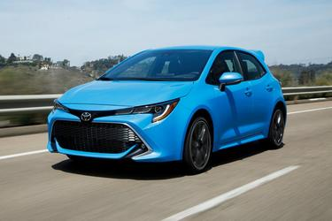 2019 Toyota Corolla Hatchback SE SE MANUAL Hatchback Merriam KS