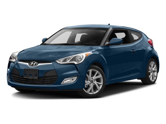 2017 Hyundai Veloster DUAL CLUTCH 3dr Car Slide 0