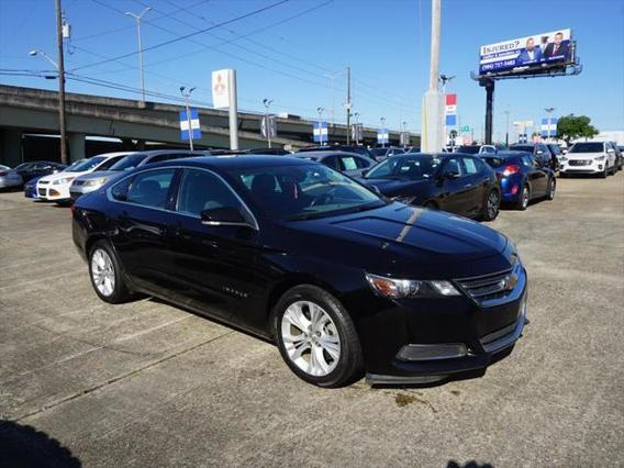2015 Chevrolet Impala LT 4dr Car Slide 0