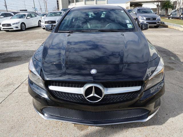 2017 Mercedes-Benz CLA CLA 250 4dr Car Slide
