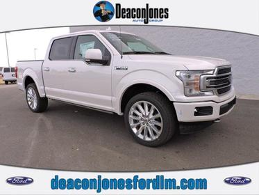 2019 Ford F-150 LIMITED 4WD SUPERCREW 5.5' BOX  NC