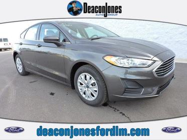 2019 Ford Fusion S FWD  NC