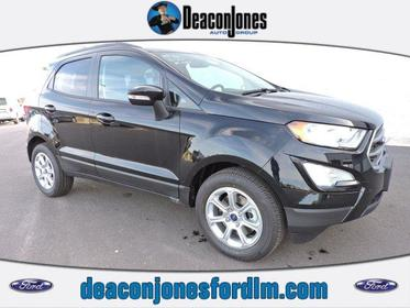 2019 Ford EcoSport SE FWD  NC