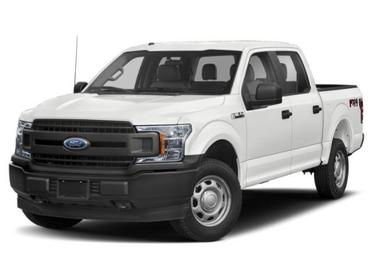 2019 Ford F-150 XL 4WD SUPERCREW 5.5' BOX  NC