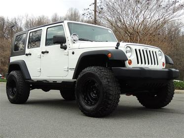 2008 Jeep Wrangler UNLIMITED X Charlotte NC