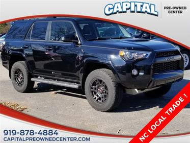2015 Toyota 4Runner TRD PRO Raleigh NC