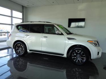 2019 Nissan Armada 4X2 PLATINUM  NC