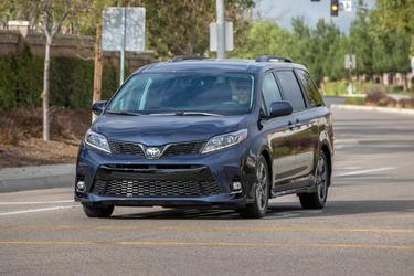 2019 Toyota Sienna LIMITED Rocky Mount NC
