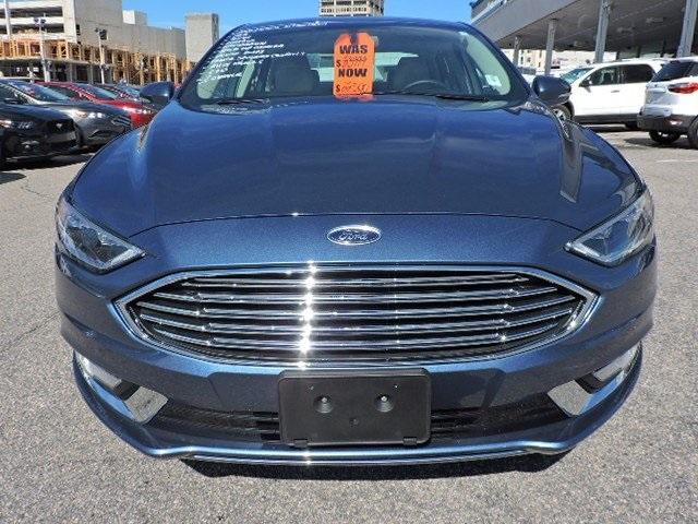 2018 Ford Fusion TITANIUM Hillsborough NC