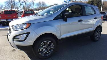 2019 Ford EcoSport S Sport Utility Westminster VT