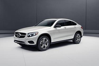 2019 Mercedes-Benz GLC 300 SUV Slide