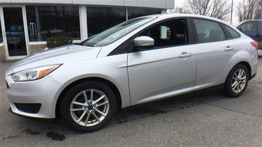 2016 Ford Focus SE 4dr Car Brattleboro VT