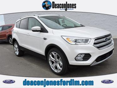 2019 Ford Escape TITANIUM FWD Goldsboro NC