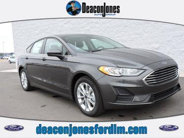 2019 Ford Fusion SE FWD  NC