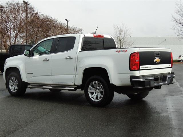 2017 Chevrolet Colorado LT Durham NC