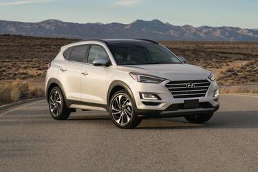 2019 Hyundai Tucson SEL Sport Utility Danville VA