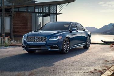 2019 Lincoln Continental RESERVE 4dr Car Slide 0