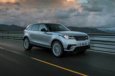 2019 Land Rover Range Rover Velar S SUV Slide