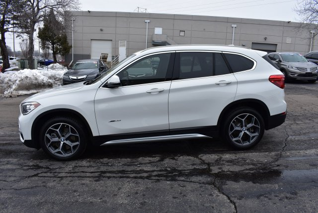 2018 BMW X1 XDRIVE28I SUV Slide