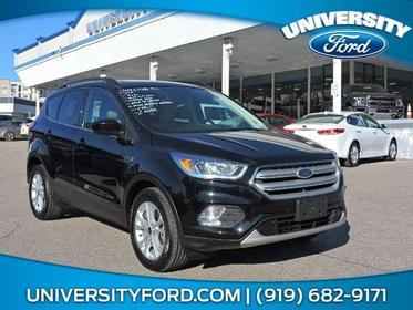2018 Ford Escape SEL Raleigh NC