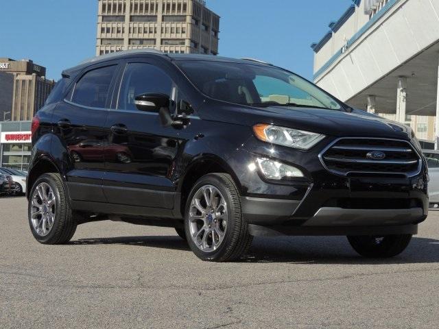 2018 Ford EcoSport TITANIUM Raleigh NC