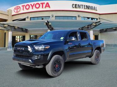 2019 Toyota Tacoma 4WD TRD PRO Crew Cab Pickup Las Vegas NV