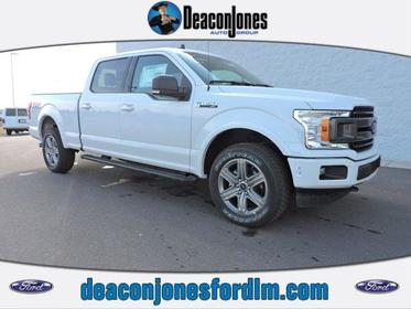 2019 Ford F-150 XLT 4WD SUPERCREW 6.5' BOX Goldsboro NC