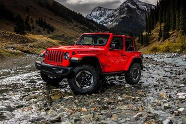 2018 Jeep Wrangler SPORT Convertible Slide