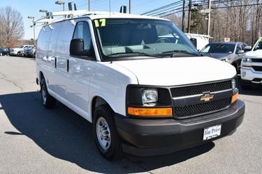 2017 Chevrolet Express Cargo Van WORK VAN Full-size Cargo Van Charlottesville VA