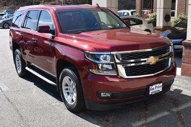2017 Chevrolet Tahoe LT Sport Utility Charlottesville VA