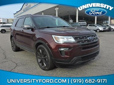 2018 Ford Explorer XLT Raleigh NC