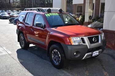 2014 Nissan Xterra PRO-4X Sport Utility Charlottesville VA