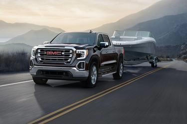 2019 GMC Sierra 1500 SLE Pickup Slide