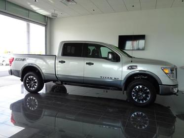 2019 Nissan Titan XD 4X4 DIESEL CREW CAB PRO-4X Goldsboro NC