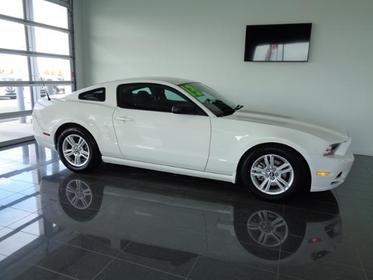 2013 Ford Mustang 2DR CPE V6 Goldsboro NC