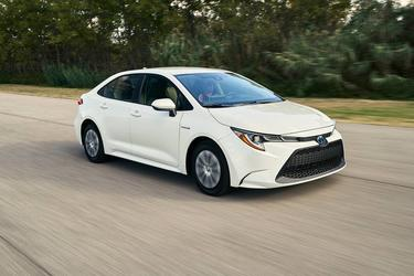 2020 Toyota Corolla HYBRID LE HYBRID LE CVT 4dr Car Merriam KS