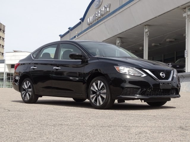 2019 Nissan Sentra SV Lexington NC