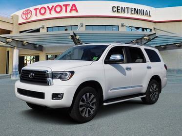 2019 Toyota Sequoia LIMITED Sport Utility Las Vegas NV