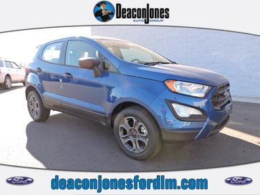 2019 Ford EcoSport S FWD  NC