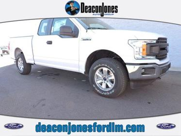 2019 Ford F-150 XL 4WD SUPERCAB 6.5' BOX  NC