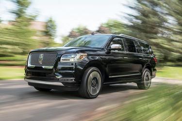 2019 Lincoln Navigator L BLACK LABEL SUV Slide