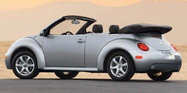 2005 Volkswagen New Beetle 2DR GLS AUTO  NC