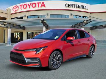 2020 Toyota Corolla SE 4dr Car Las Vegas NV