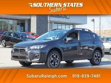 2019 Subaru Crosstrek 2.0I CVT Sport Utility Raleigh NC